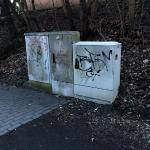 Bunte Bilder im Stadtgebiet